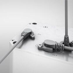 Gestion des câbles LC3