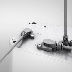 Gerenciamento de cabos LC3