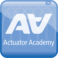 Логотип LINAK Actuator Academy