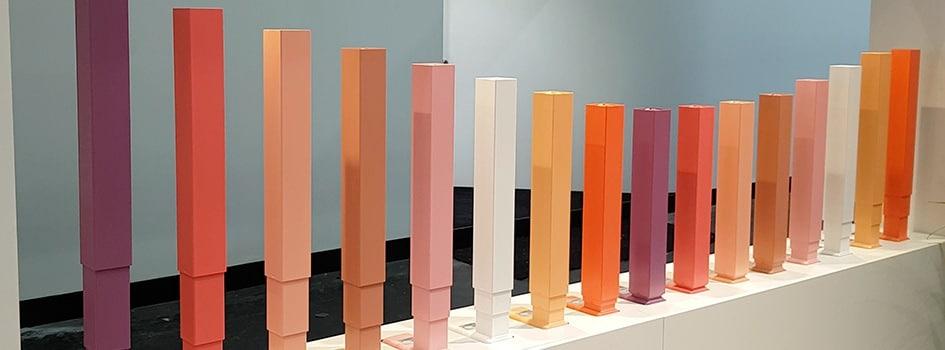 DESKLINE lifting columns
