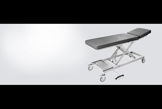 MEDLINE & CARELINE – systemy do stołów i leżanek