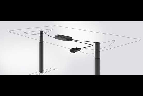 In-line column systems