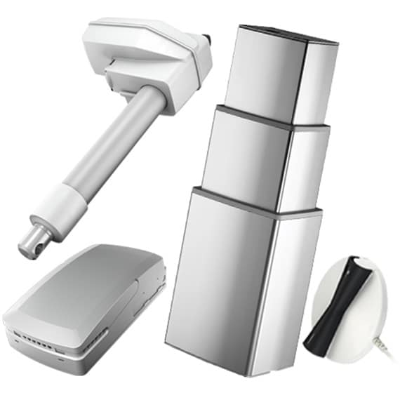 Systém Advanced pro lůžka a stoly