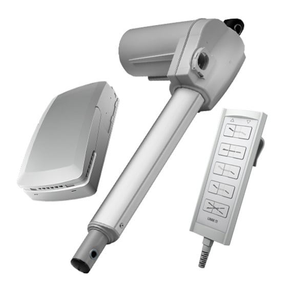 Reliable Adjustment Of Homecare Beds Using Electric Actuators