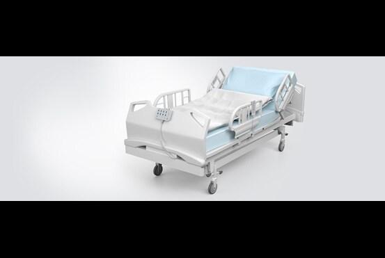 Système MEDLINE & CARELINE pour lits d'hôpitaux