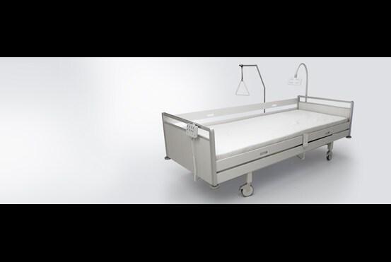 MEDLINE & CARELINE System für Pflegebetten