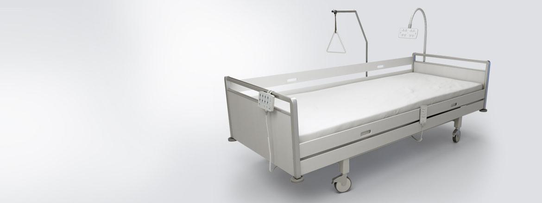 MEDLINE & CARELINE nursing home beds system