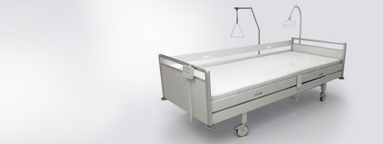 MEDLINE & CARELINE – systém pro lůžka v sanatoriích