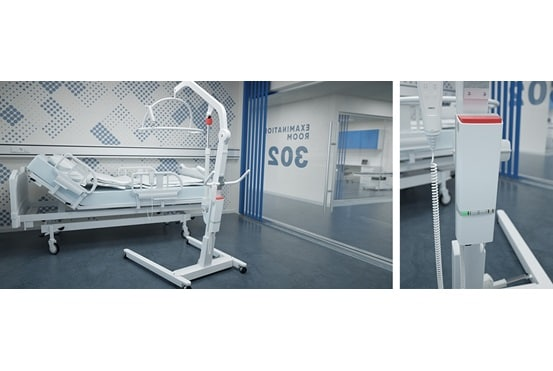 MEDLINE & CARELINE patient lift system
