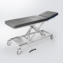 Sistemi MEDLINE e CARELINE per lettini e tavoli