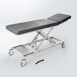 MEDLINE & CARELINE — systemy do stołów i leżanek