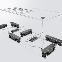 Baselift systems