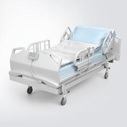 MEDLINE & CARELINE systemen voor ziekenhuisbedden