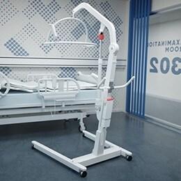 MEDLINE & CARELINE – systém zvedacího zařízení pro pacienty