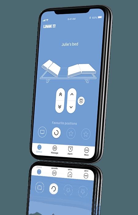 智能床控制 app
