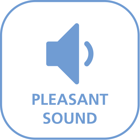 Pleasant sound
