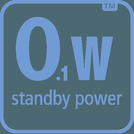 Stand-by stroomverbruik