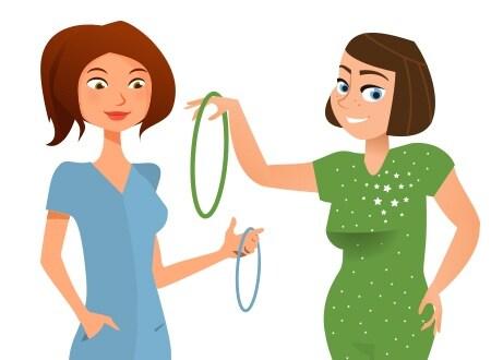 Brugerne ønsker at kunne gøre håndbetjeningen genkendelig, f.eks. med en snor i en bestemt farve