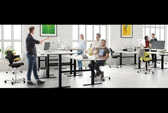 Benching systems for efficient utilisation of space and clean design
