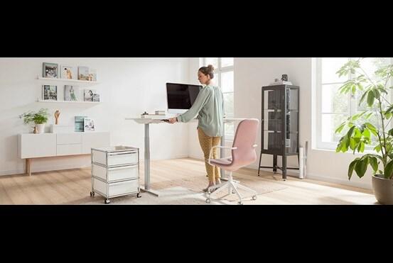 """Optimum """"home office"""" tasarlamak"""