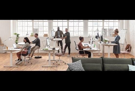 Soluções digitais para melhorar os espaços de trabalho em escritórios