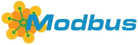 Логотип Modbus