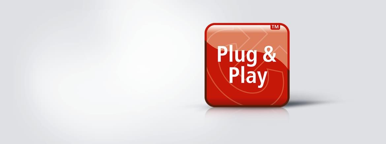 Plug & Play™ - Tecnologia e tendenze