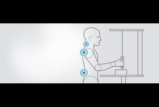 Ergonomi i produktionen Tech & trends