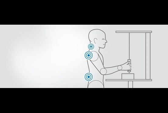 Ergonomie in productie - Techniek en Trends