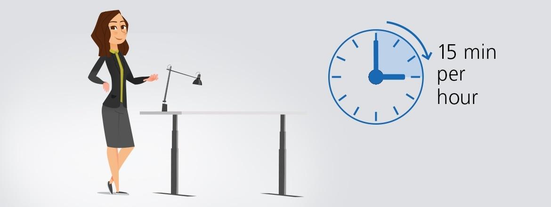Sidde- og ståguide - teknologi og trends
