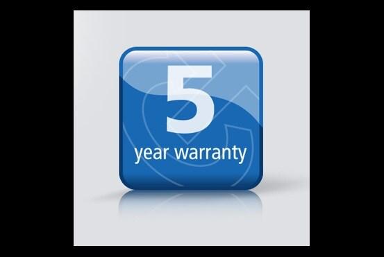 Pięć lat gwarancji – technologia i trendy