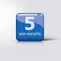 5 års garanti, Tech & trends DESKLINE