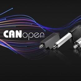 Логотип интерфейса CANopen
