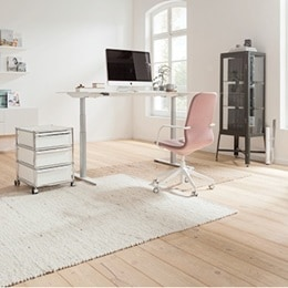 Diseñamos la oficina doméstica ideal