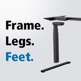 LINAK Desk Frame 1