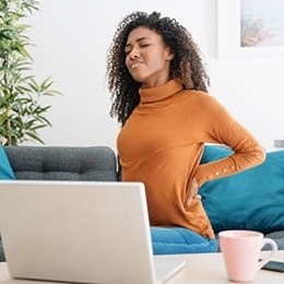 Do not leave your ergonomics at the office