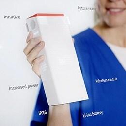 專注於病人移位機的設計和使用性