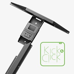 Kick & Click Технологии и тенденции развития DESKLINE