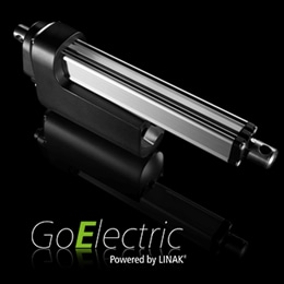 Move on – go electric! – Technik und Trends TECHLINE