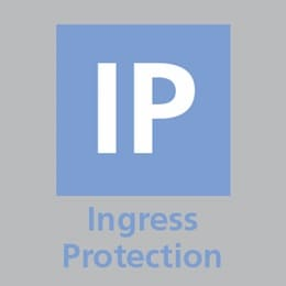 What is Ingress Protection rating and what does it mean?
