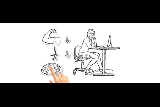 건강을 위해 일어서십시오 - 기술 & 트렌드