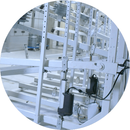 Performance tests – mechanical durability
