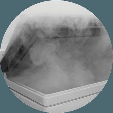Klimattester – salt och kemikalier