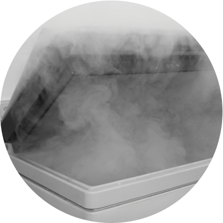 Climatic tests – salt and chemicals