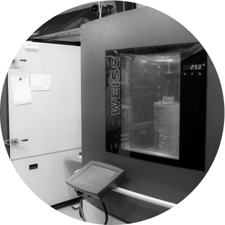 Climatic tests – temperature and humidity