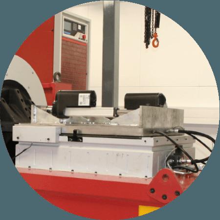 Tests de performance - vibrations et chocs