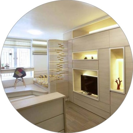 Trend series Micro apartments, Hong Kong