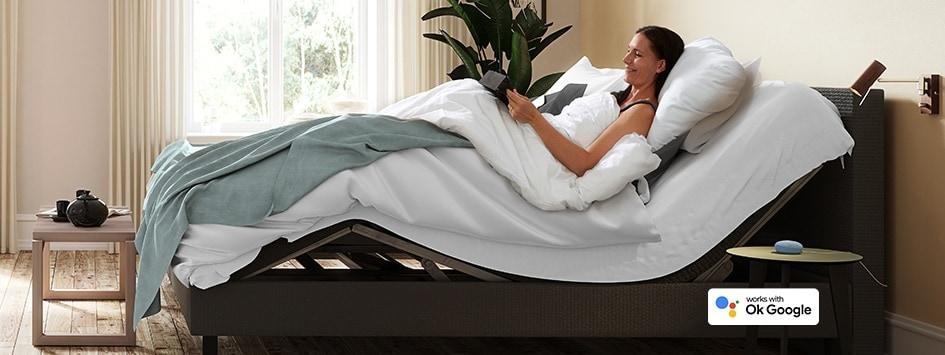 LINAK 침대