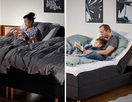 為什麼選擇智慧電動床?