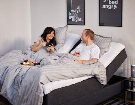 Warum ein verstellbares Bett